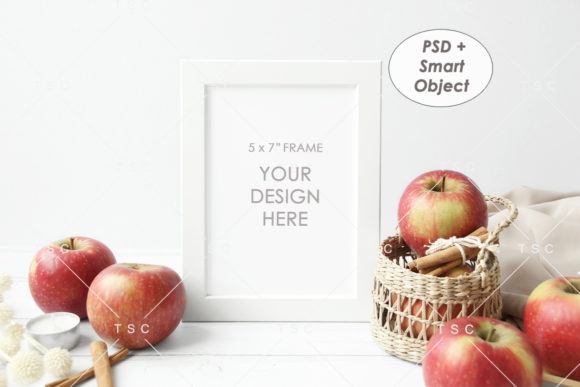 Download Free A4 Card Mockup Graphic By Thesundaychic Creative Fabrica for Cricut Explore, Silhouette and other cutting machines.