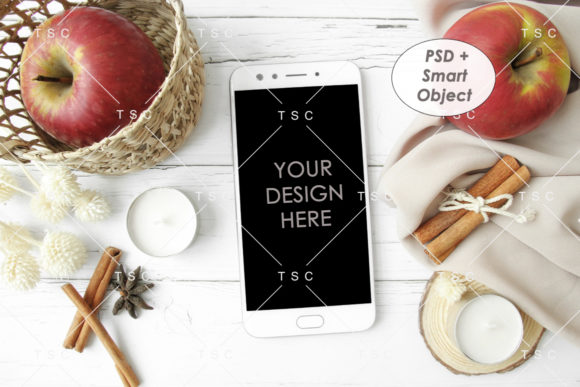 Phone Mockup Graphic Product Mockups By thesundaychic