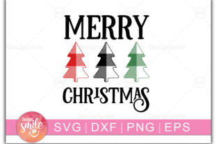 Print on Demand: Merry Christmas Graphic Print Templates By Designdealy