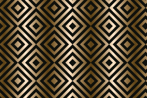 Download Free Black Gold Pattern Paper Vn1106 Graphic By Graphics Farm for Cricut Explore, Silhouette and other cutting machines.