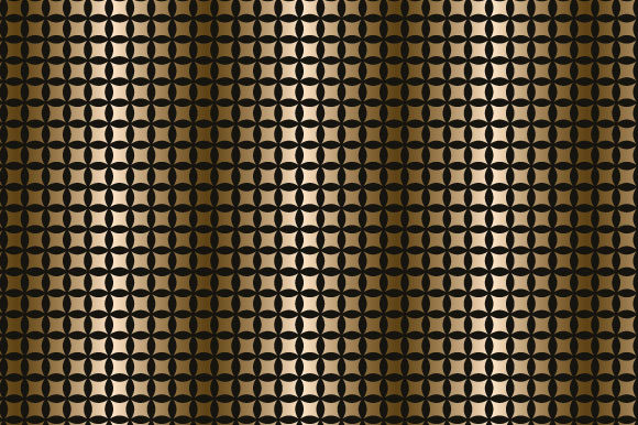 Download Free Black Gold Pattern Paper Vn1115 Graphic By Graphics Farm for Cricut Explore, Silhouette and other cutting machines.