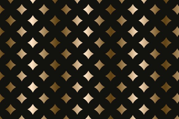 Download Free Black Gold Pattern Paper Vn1119 Graphic By Graphics Farm for Cricut Explore, Silhouette and other cutting machines.