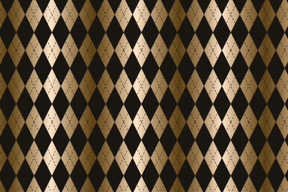 Download Free Black Gold Pattern Paper Vn1145 Graphic By Graphics Farm for Cricut Explore, Silhouette and other cutting machines.