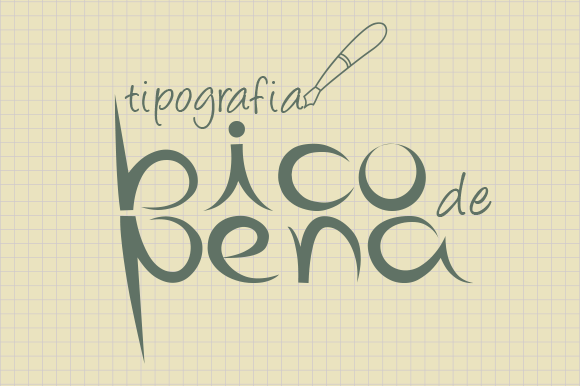 Print on Demand: Bico De Pena Script & Handwritten Font By Danilo Miguel