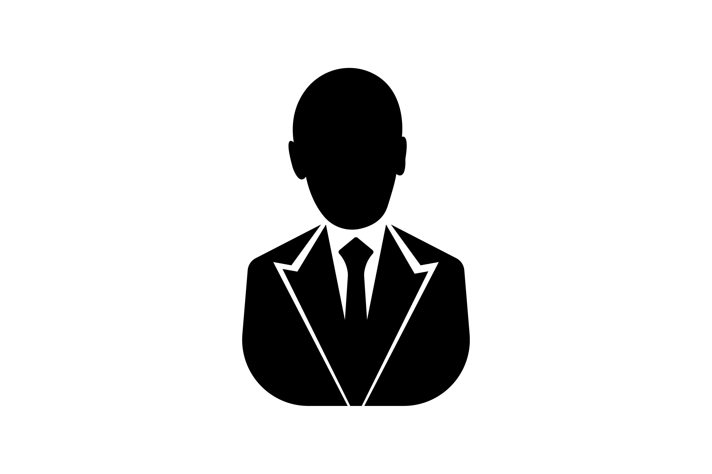Download Free Business Male Icon Graphic By Riduwan Molla Creative Fabrica for Cricut Explore, Silhouette and other cutting machines.