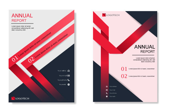 Print on Demand: New Creative Corporate Business Flyer Graphic Print Templates By iop_micro