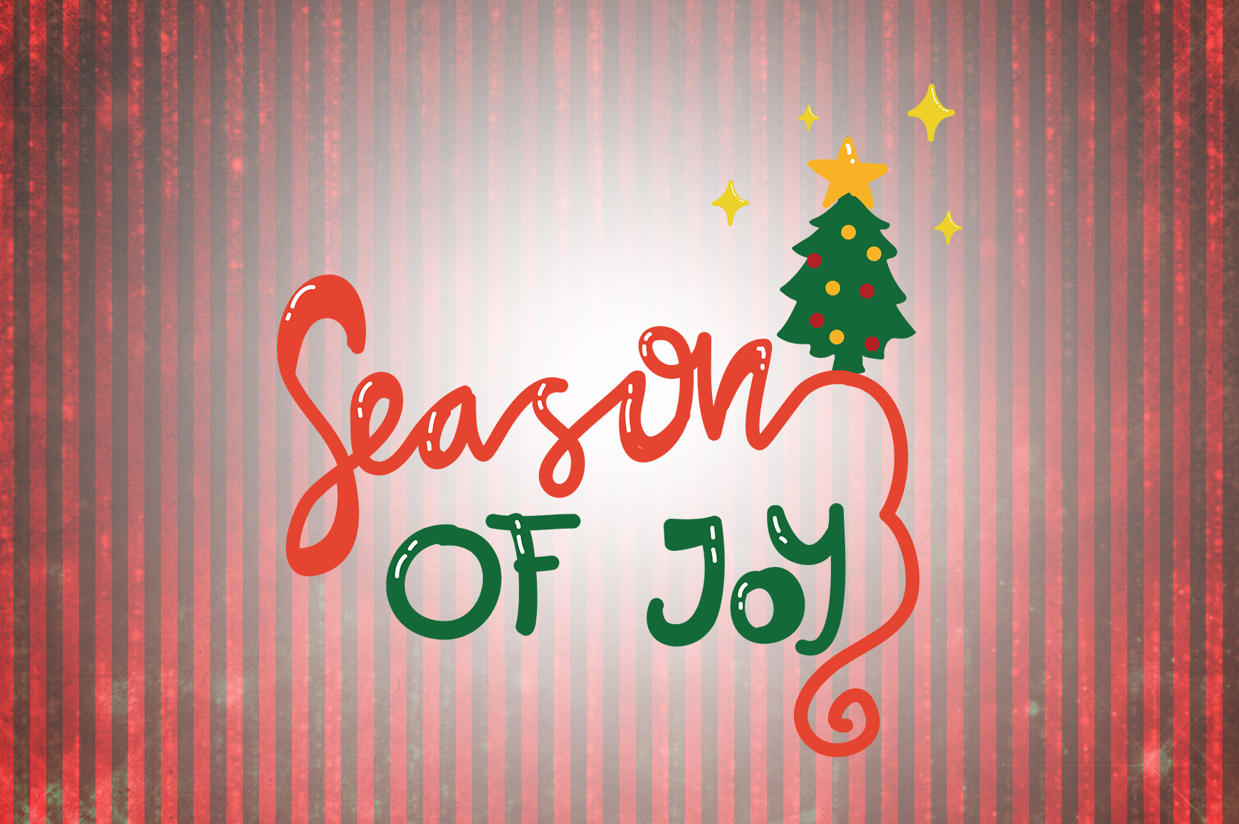 Season Of Joy Christmas Quotes Graphic By Wienscollection