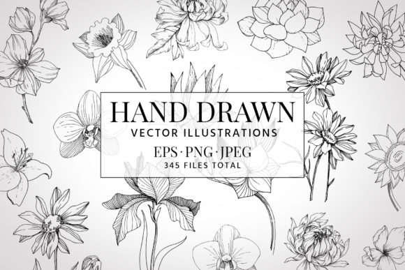 Print on Demand: Vector Illustration of Freesia Flower Graphic Illustrations By MyStocks