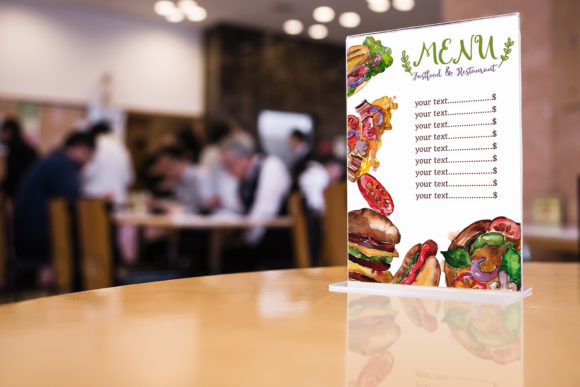 Print on Demand: Fast Food Hot Dog Watercolor Graphic Illustrations By MyStocks - Image 9