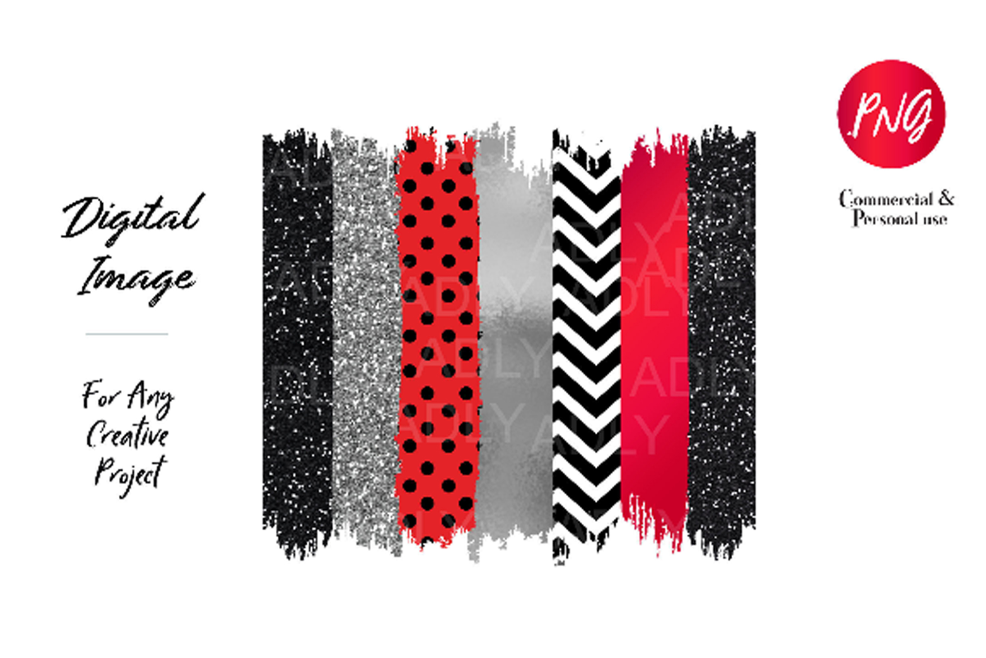 Download Free Black Red Silver Glitter Chevron Clipart Graphic By Adlydigital for Cricut Explore, Silhouette and other cutting machines.