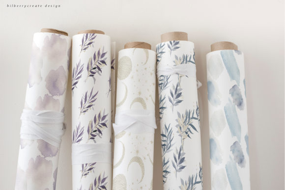 Winter Violet Collection Graphic Illustrations By BilberryCreate - Image 14