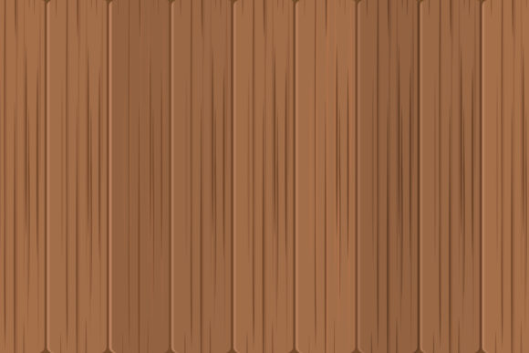 Print on Demand: Wood Background Graphic Backgrounds By sabavector