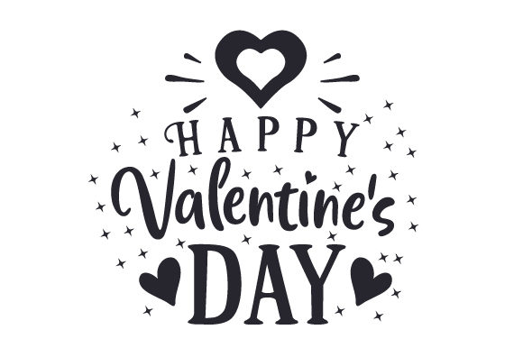 Download Free Happy Valentine S Day Svg Cut File By Creative Fabrica Crafts for Cricut Explore, Silhouette and other cutting machines.