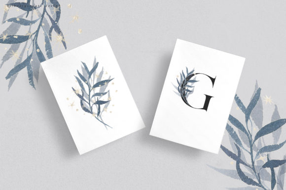 Winter Violet Collection Graphic Illustrations By BilberryCreate - Image 6