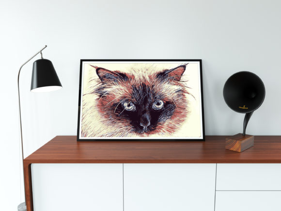 Cat Illustration Art Graphic Illustrations By Donquixote Rosinante
