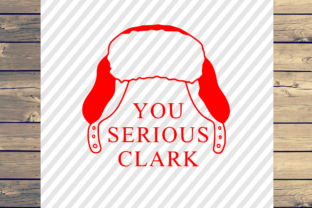 You Serious Clark Christmas Svg Cut File Graphic By Mockup Venue Creative Fabrica
