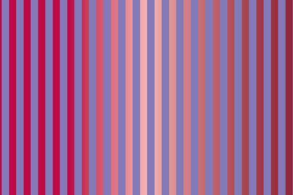 Print on Demand: Stripes Red Pattern Paper Graphic Patterns By graphics.farm
