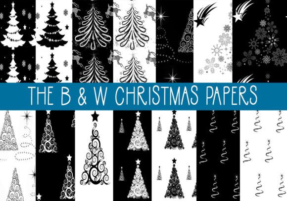 Print on Demand: Elegant Christmas Designs Graphic Illustrations By CapeAirForce