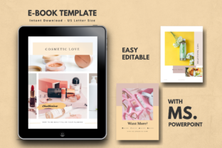 Download Free Cosmetic Makeup Ebook Tips Template Grafico Por Rivatxfz for Cricut Explore, Silhouette and other cutting machines.
