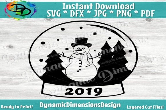 Print on Demand: Snowman Graphic Crafts By dynamicdimensions