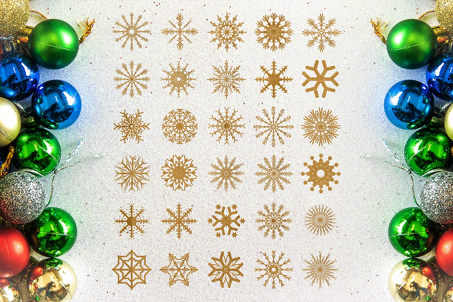 Download Free Snowflakes Graphic By Craft N Cuts Creative Fabrica SVG Cut Files