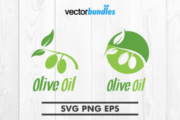 Download Free Olive Oil Clip Art Svg Graphic By Vectorbundles Creative Fabrica for Cricut Explore, Silhouette and other cutting machines.
