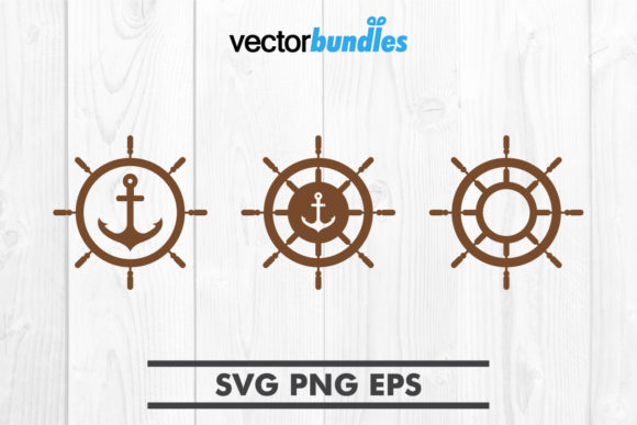 Download Free Navy Wheel Clip Art Svg Graphic By Vectorbundles Creative Fabrica for Cricut Explore, Silhouette and other cutting machines.