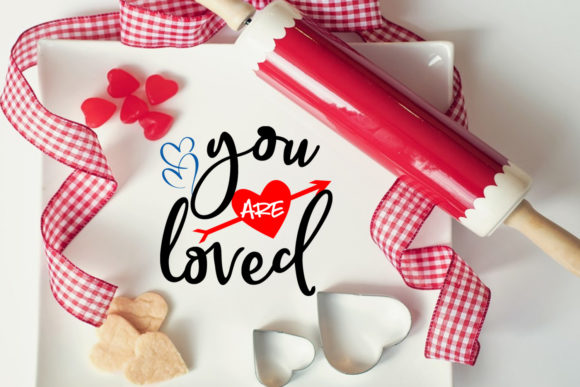 Print on Demand: Cute Valentine's Day Cards-Valentines Graphic Illustrations By Happy Printables Club - Image 9