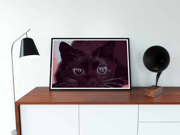 Cat Illustration Graphic Illustrations By Donquixote Rosinante