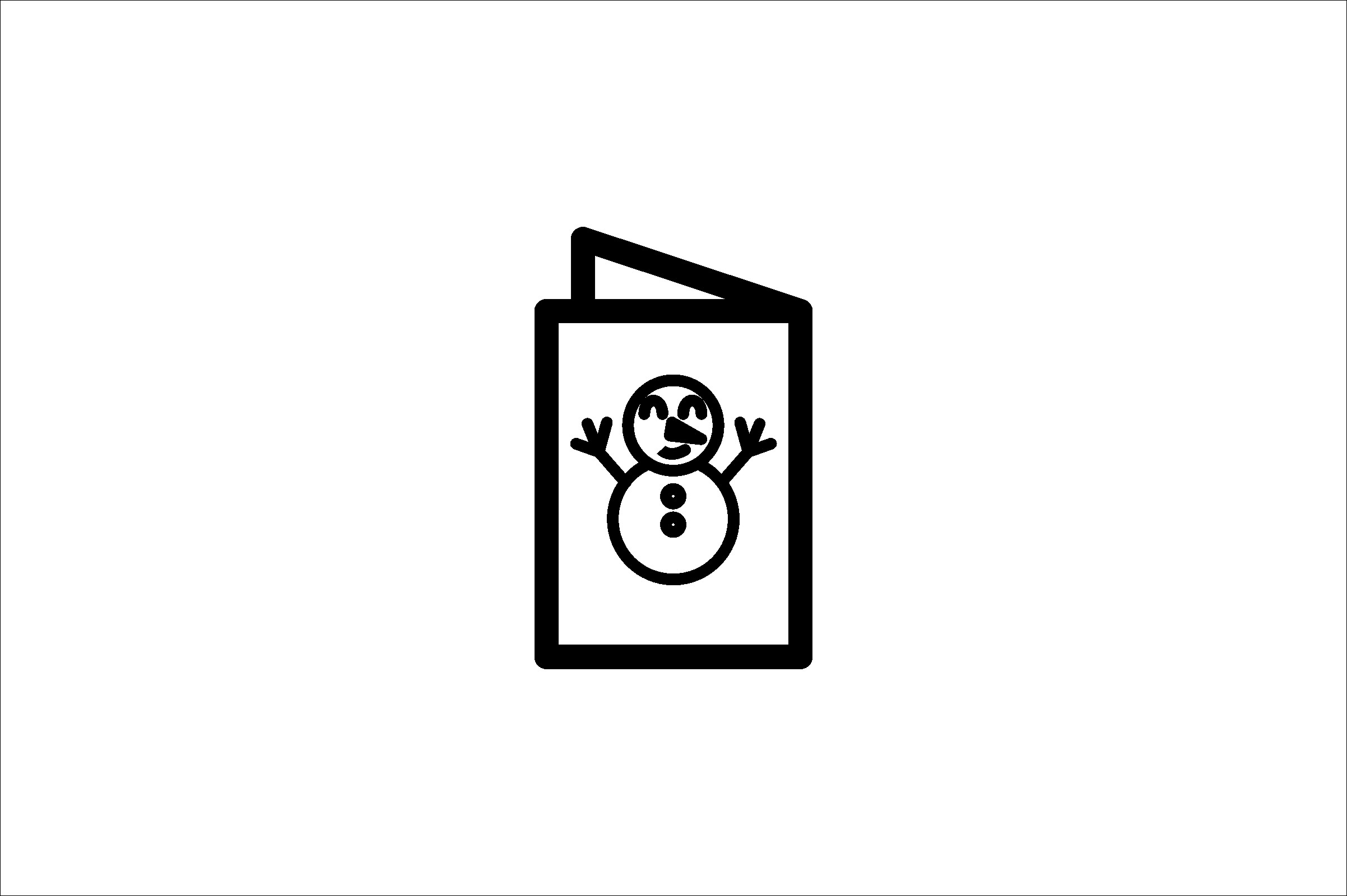 Download Free Christmas Icon Graphic By Aufi1204 Creative Fabrica for Cricut Explore, Silhouette and other cutting machines.