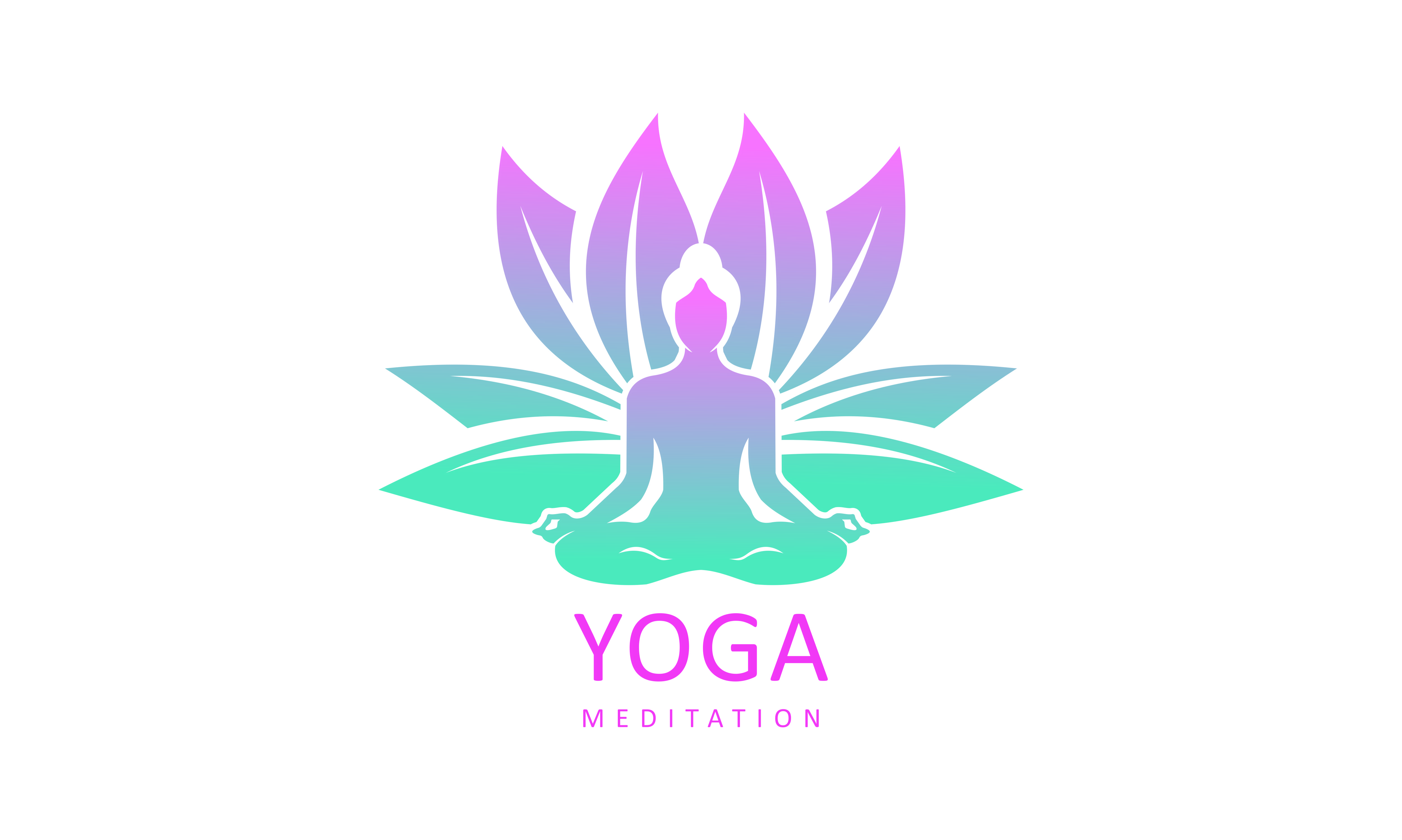 yoga logo design stock human meditation graphic by deemka studio creative fabrica yoga logo design stock human meditation