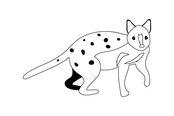 Download Free Quoll Svg Cut File By Creative Fabrica Crafts Creative Fabrica for Cricut Explore, Silhouette and other cutting machines.