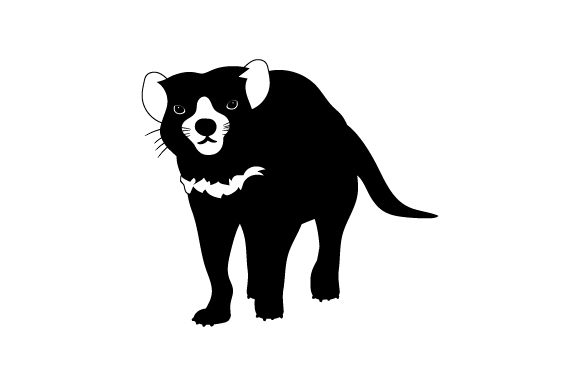 Tasmanian Devil Australia Craft Cut File By Creative Fabrica Crafts - Image 2