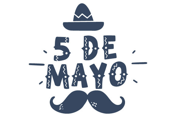 5 De Mayo Mexico Craft Cut File By Creative Fabrica Crafts