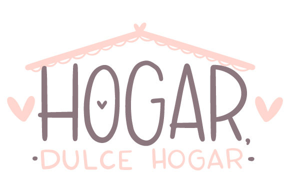 Download Free Hogar Dulce Hogar Svg Cut File By Creative Fabrica Crafts for Cricut Explore, Silhouette and other cutting machines.