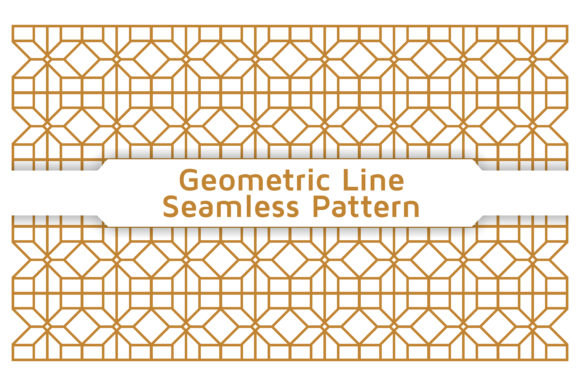 Pattern Geometric Line Graphic Patterns By Acongraphic - Image 1