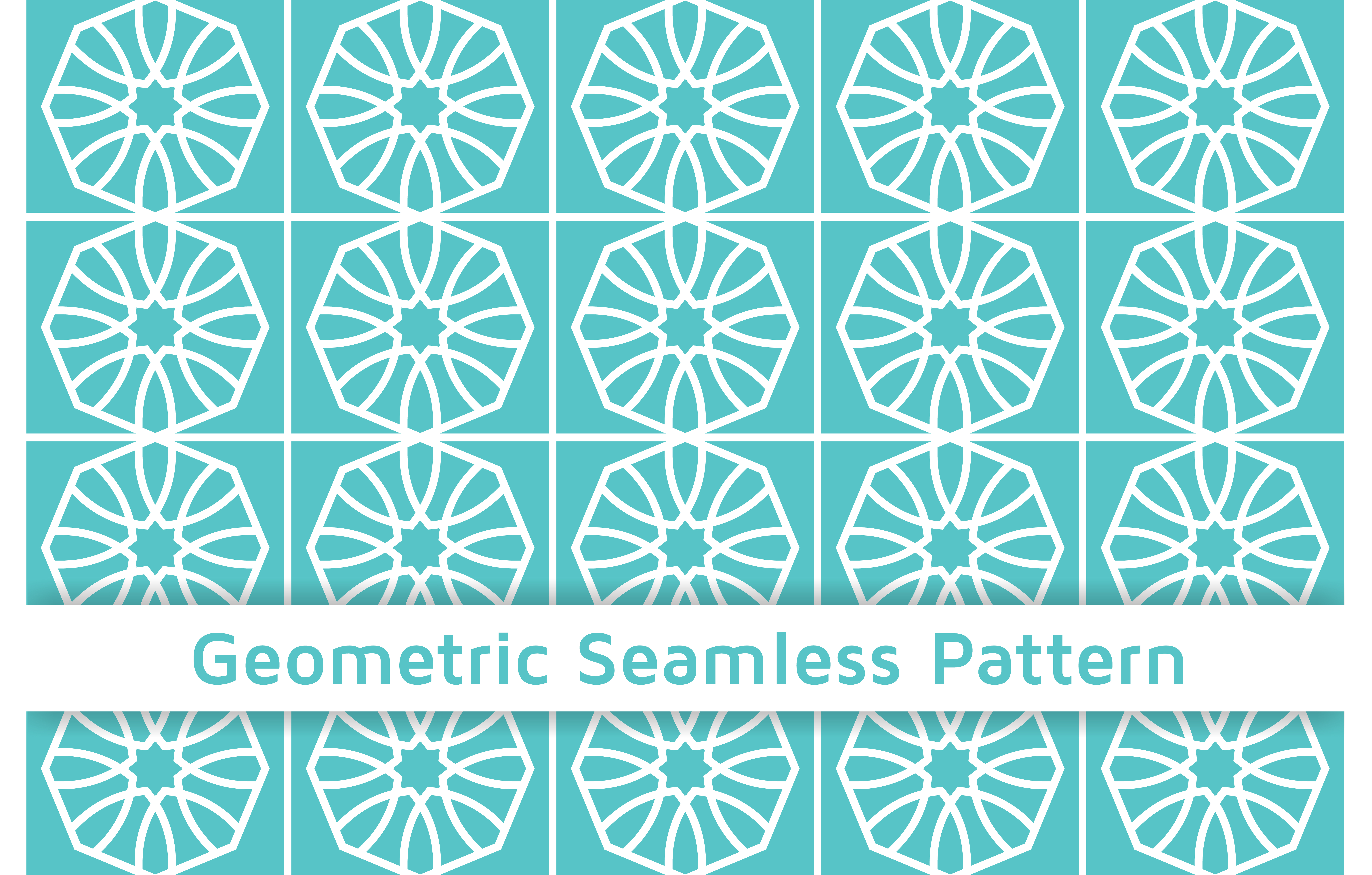 Download Free Pattern Geometric Color Graphic By Acongraphic Creative Fabrica for Cricut Explore, Silhouette and other cutting machines.