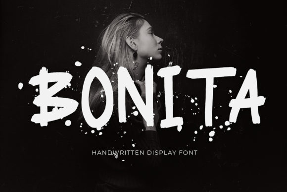Print on Demand: Bonita Sans Serif Font By formatikastd