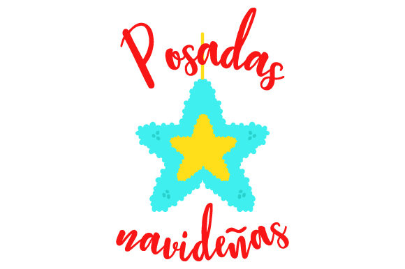 Download Free Posadas Navidenas Svg Cut File By Creative Fabrica Crafts for Cricut Explore, Silhouette and other cutting machines.