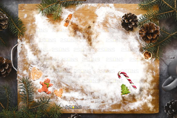 Download Free Christmas Digital Backdrop Snow Angel Graphic By 2suns SVG Cut Files
