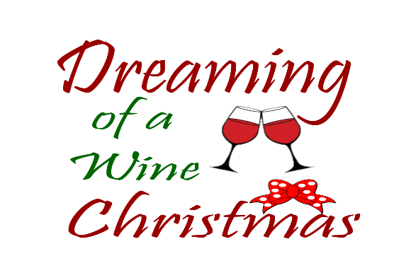 Download Free Wine Christmas Graphic By That Paradise Boutique Creative Fabrica for Cricut Explore, Silhouette and other cutting machines.