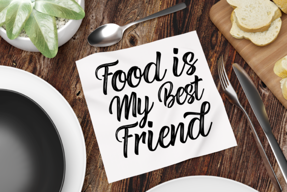 Print on Demand: Breakfast Script & Handwritten Font By Typestory - Image 8