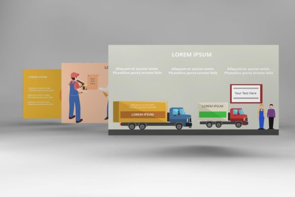 Download Free Logistics Infographic Keynote Graphic By Renure Creative Fabrica for Cricut Explore, Silhouette and other cutting machines.