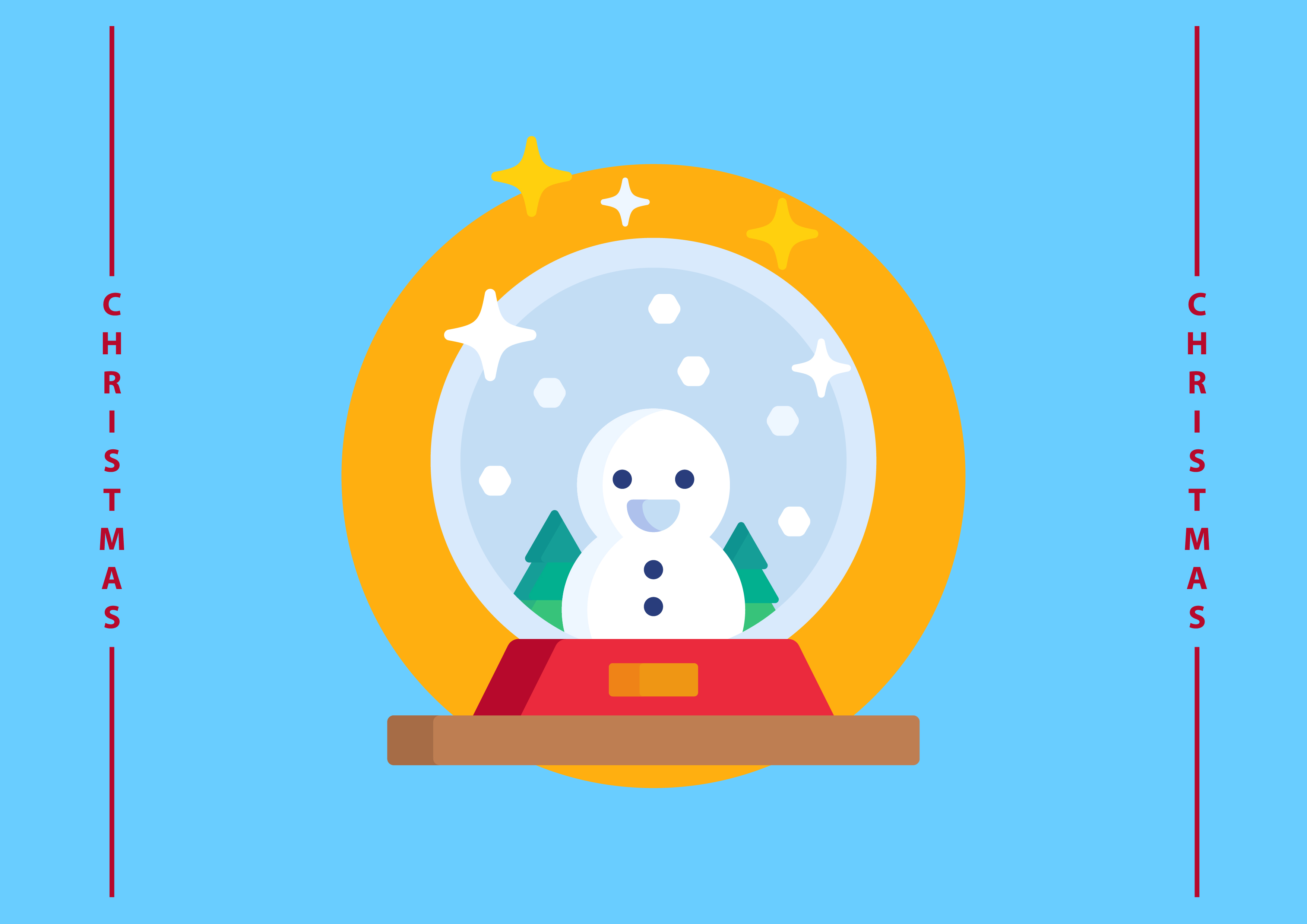 Download Free Christmas Graphic By Raihan Kucluk Creative Fabrica for Cricut Explore, Silhouette and other cutting machines.