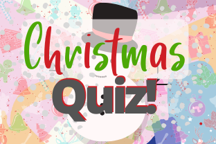 Quiz: The Creative Fabrica Christmas Quiz!