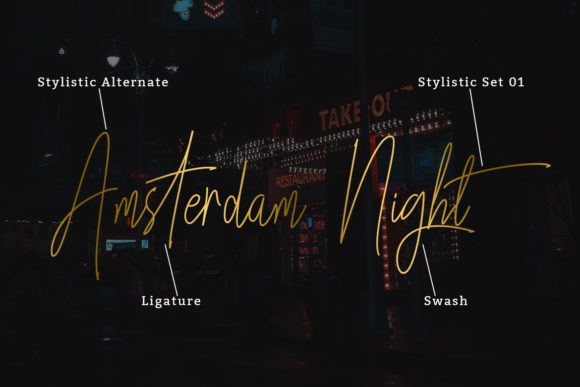 Print on Demand: Mettallion Script & Handwritten Font By Madatype Studio - Image 10