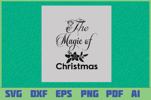 Download Free Christmas Svg Design Graphic By Sajidmajid441 Creative Fabrica for Cricut Explore, Silhouette and other cutting machines.