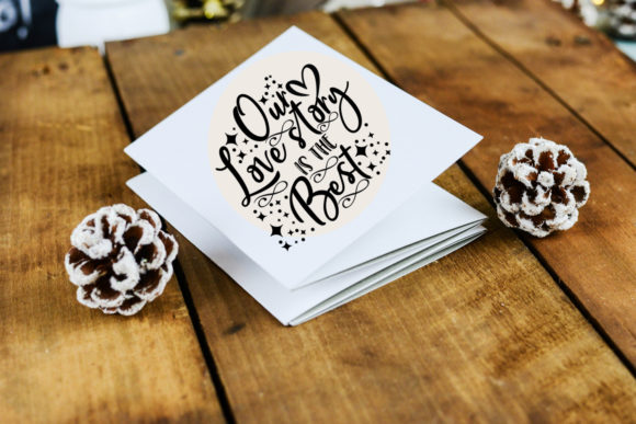 Print on Demand: Valentine's Day Overlays-Cute Valentine Graphic Illustrations By Happy Printables Club - Image 8