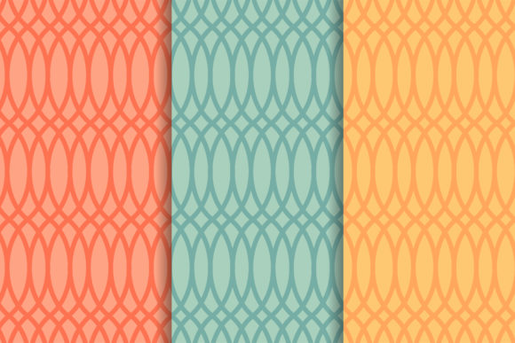Download Free Curve Pattern Pastel Colors Graphic By Noory Shopper Creative for Cricut Explore, Silhouette and other cutting machines.