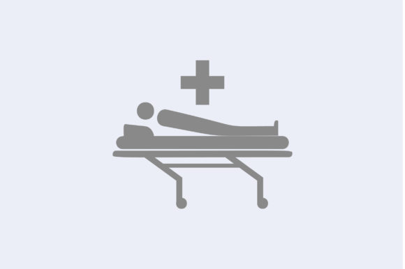 Download Free Medical Hospital Concept Patient Bed Graphic By Riduwan Molla for Cricut Explore, Silhouette and other cutting machines.